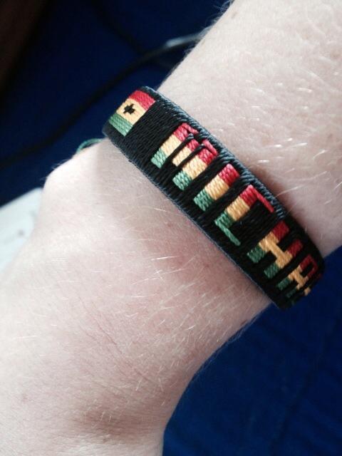 Ghanaian bracelet