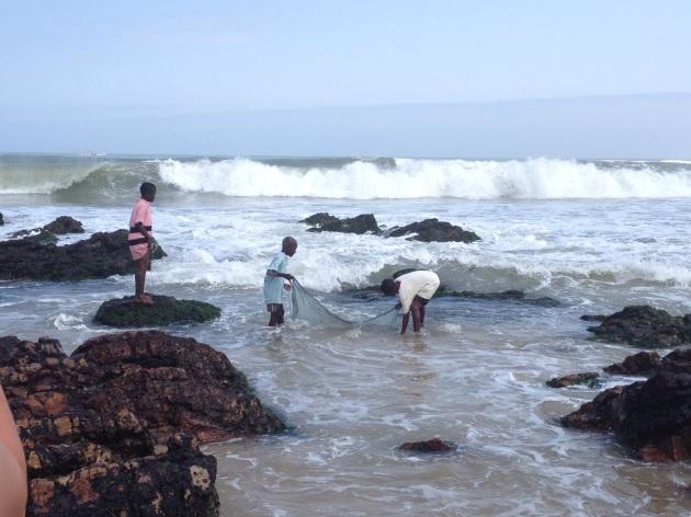 Boy Fishermen