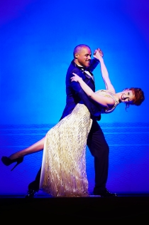 Bonnie Langford and Gary Wilmot