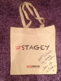Stagey Bag