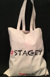 Stagey Wilma Tote Bag