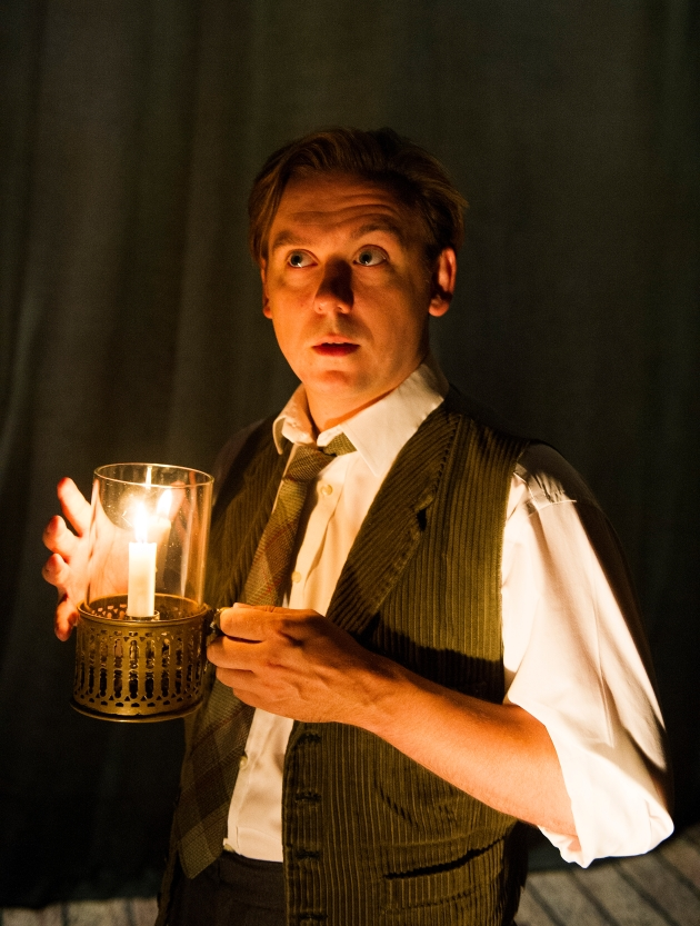 Antony Eden as The Actor in The Woman in Black